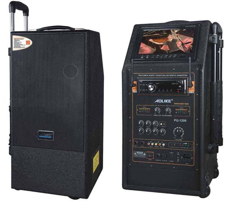 ชุดเครื่องขยายเสียงแบบเคลื่อนที่สำหรับงานที่ต้องการใช้เครื่องเสียงระดับคุณภาพ เหมาะสำหรับห้องขนาดเล็