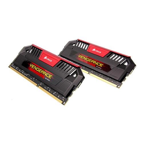 DDR3(1866) 16GB. (8GBX2) \'Corsair\' Vengeance Pro Red Twin