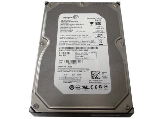 320 GB. SATA-II Seagate ST3320620AS