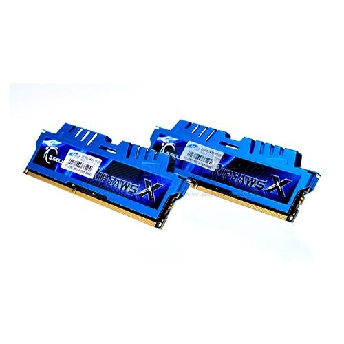 DDR3(2400) 16GB. (8GBX2) G.SKILL (C11D-16GXM) RipjawsX