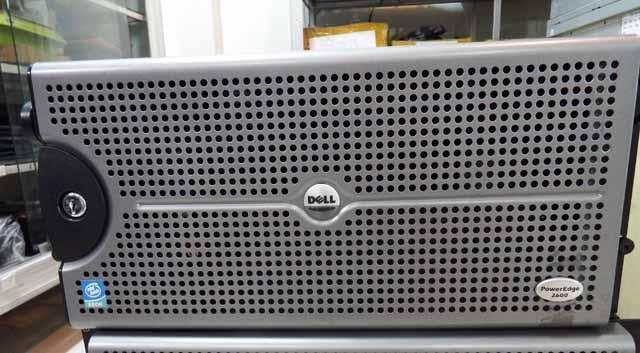 Dell PowerEdge 2600 Server มือสอง