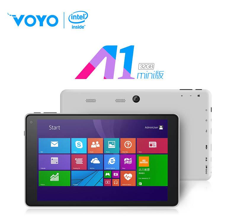 Voyo WinPad A1 mini version WIFI 32GB Intel quad-core eight-inch Win8 tablet