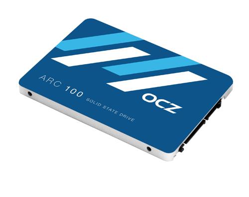 120 GB. SSD OCZ ARC100 (ARC100-25SATA3-120G.)