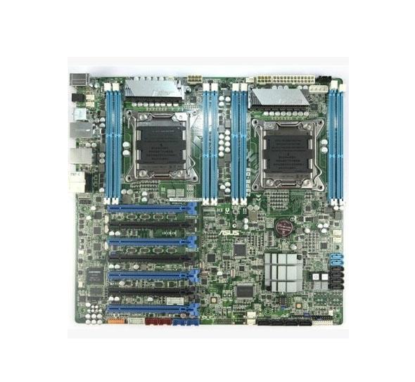 ASUS Z9PE-D8 Workstation Board 7 3D rendering graphics workstation