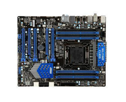 MSI X79A-GD65 (8D) State Bank on Zhiqiang Beta available CPU with more favorable