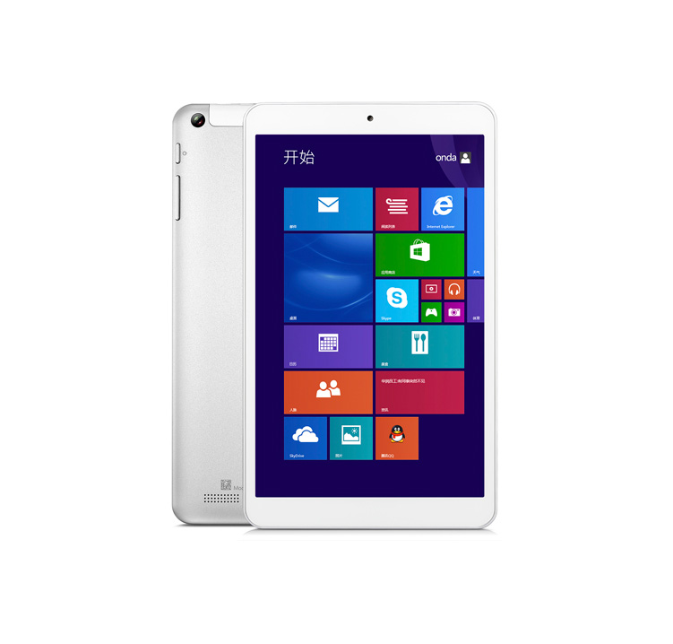 Onda V819W 8.0 Inch Tablet PC IPS Touch Windows 8.1 Intel 3735E 16G Quad Core