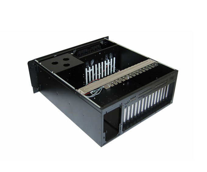4U IPC chassis | 4U long card chassis | 4U Chassis | 4U long black card chassis | Factory Outlet