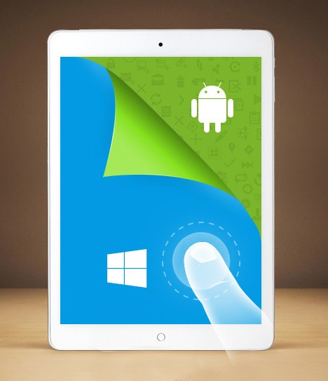 Onda V919 3G Air Windows8 + Android Retina Screen Dual Boot Tablet PC 64GB