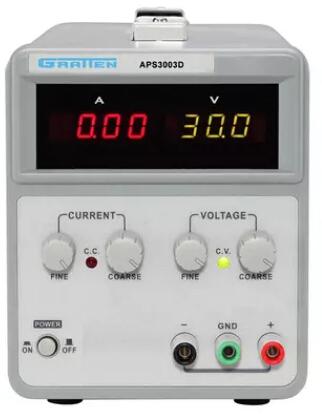 POWER SUPPLY APS3005D 30.Volt 5.Amp (2015 Edition)