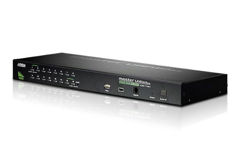 ATEN KVM Switch CS1716A 16-port USB PS/2 KVM Switch