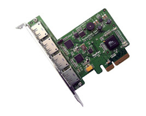 HighPoint RocketRAID 644 rockets perfectly compatible with Mac OS Apple system array cabinet