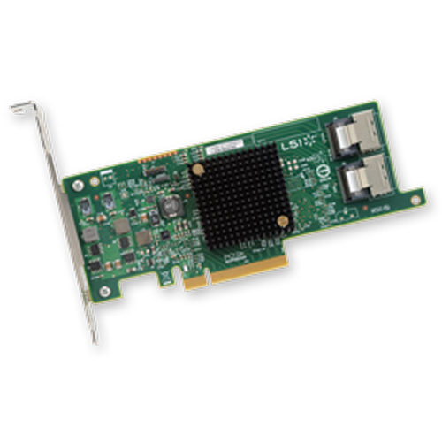 HP H220 650933-B21,660088-001 LSI 9207-8i LSISAS2308 array card