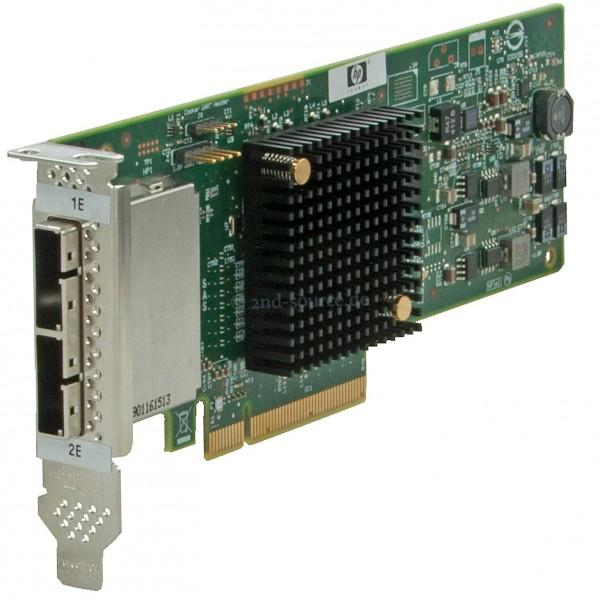 HP H221 650931-B21 660087-001 LSI 9217-8E SFF8088 expansion card HBA
