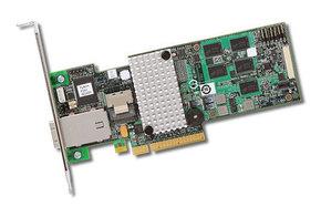 3ware 9750-4i4e SAS / SATA / SSD 6G / 3TB hard disk array storage system black apple card