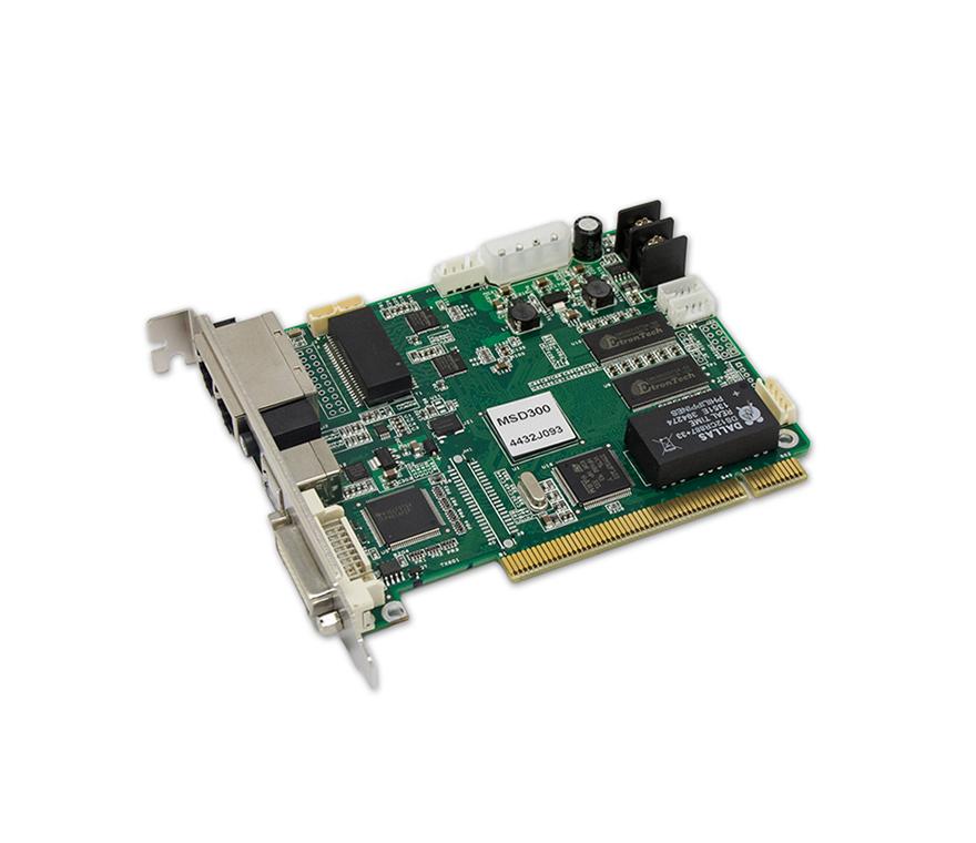 การ์ดส่งสัญญานภาพ Nova MSD300 Send Card Full Color LED Display