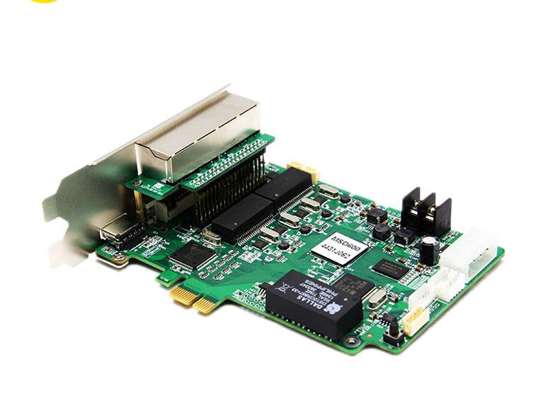 การ์ดส่งสัญญานภาพ NOVA  MSD600 Send Card Full Color LED Display