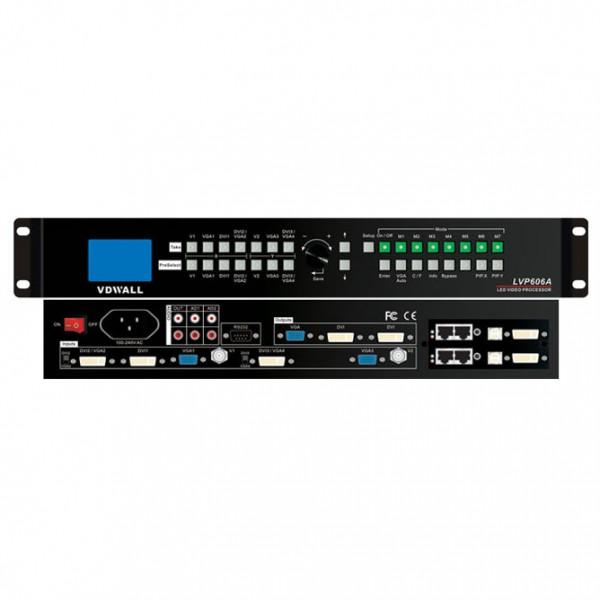 VDWALL LVP606A HD LED Video Switcher