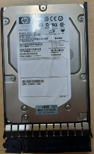 HDD HP SAS 3.5 300GB 15K +TRAY