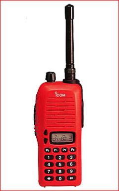 วิทยุสื่อสาร ICOM IC-3FGX