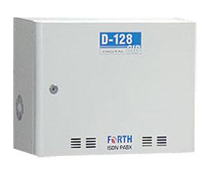 ตู้สาขาโทรศัพท์ Forth รุ่น D128CID