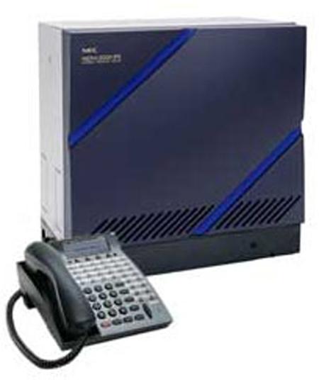 ตู้สาขาโทรศัพท์ nec neax 2000 ips