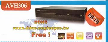 กล้องวงจรปิด 6CH HD Network Video Recorder