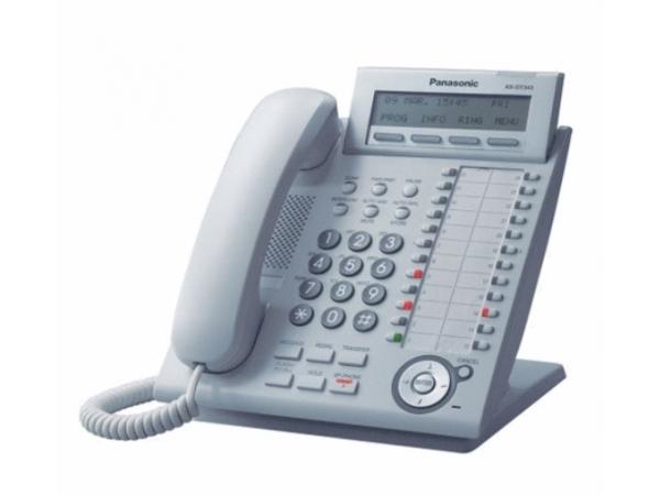ตู้สาขาโทรศัพท์ Panasonic KX-DT343X