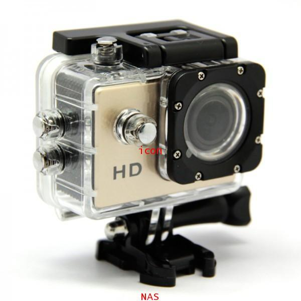 DTECH TCM013 กล้อง Sport