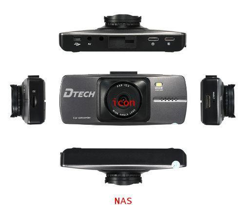 DTECH กล้องติดรถยนต์ TCM021