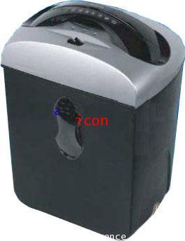 เครื่องทำลายเอกสารแผ่นซีดี และบัตรพลาสติก ยี่ห้อ Power Shred C8103