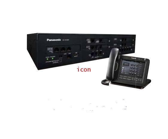 ตู้สาขาโทรศัพท์ Panasonic KX-NS300