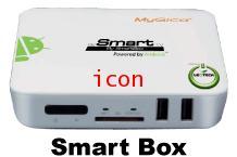 Smart TV Box ATV310B