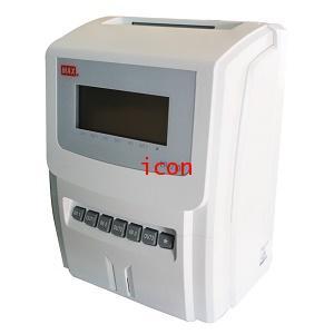 เครื่องตอกบัตร MAX รุ่น ER 2700