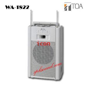 ระบบเสียงประกาศ TOA WA-1822