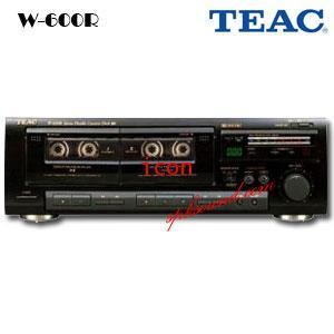 ระบบเสียงประกาศ TAPE Player from TEAC W-600R