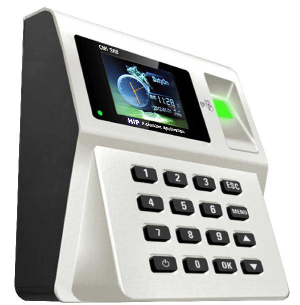 HIP Finger print access control cmi s60