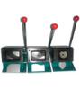 เครื่องทำบัตรพลาสติก เครื่องตัดบัตร พีวีซี PVC Card Cutter size พิเศษ5.4x8.6cm ตัดมุมโค้ง 1 มุม 2มุม