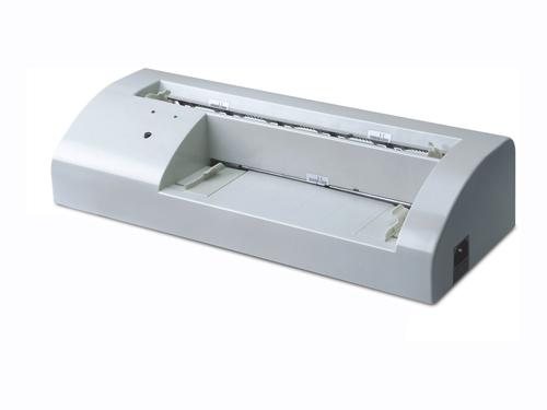 เครื่องตัดนามบัตรไฟฟ้า size มาตรฐาน 5.4x9 cm สะดวกรวดเร็ว  โทร 0818112040