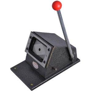 เครื่องทำบัตร เครื่องตัดบัตร พีวีซี PVC Card Cutter size มาตรฐาน 5.4x8.6cm