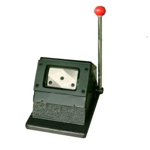 เครื่องทำบัตร เครื่องตัดบัตร พีวีซี PVC Card Cutter size มาตรฐาน 5.4x8.6cm รุ่นใหญ่พิเศษสวยเฉียบ