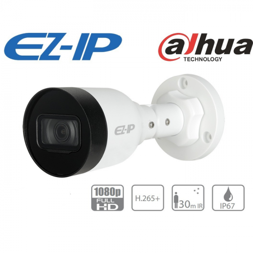 -กล้องวงจรปิด ยี่ห้อ Dahua EZ-IP-HD รุ่นIPC-B1B20P-L