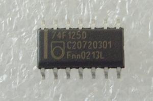 IC 74F125D
