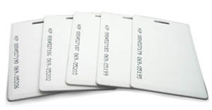 Proximity Card 1.8 (หนา) คีย์การ์ด run number