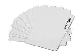 Proximity Card 0.8 (บาง) คีย์การ์ด run number จำนวน 200 ใบ