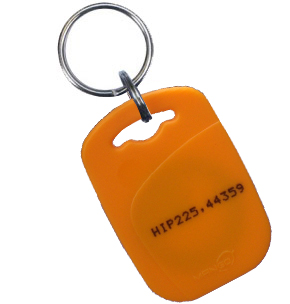 Key Tag สี่เหลี่ยม