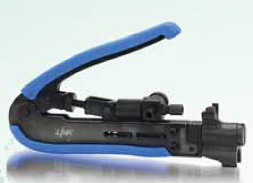 LINK UC-8289 COMPRESSION TOOL F-Type, BNCRCA for RG59, RG6  RG11(คีมอัด)