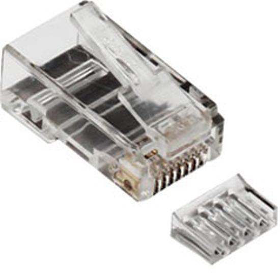 หัวแลน (LAN) ตัวผู้ RJ45 LINK US-1002 CAT6 RJ45 Modular JACK