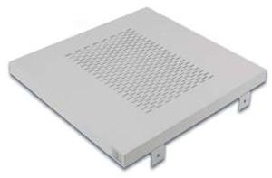 ถาดยึดน็อต 4 ด้าน G7-02045 FIX COMPONENT SHELF Deep 48 cm. for RACK 60 cm.