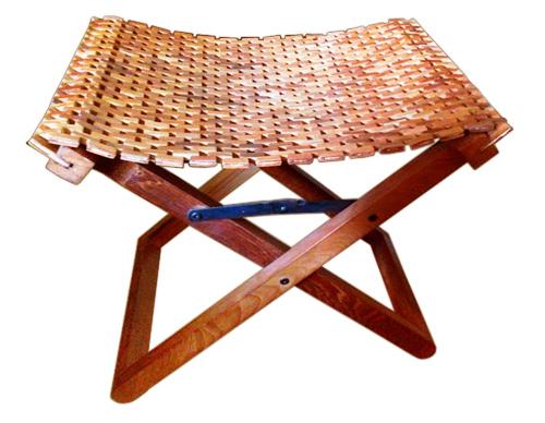 เก้าอี้ไม้สัก พับได้ รุ่น Tiger