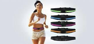 Sport Belt สายรัดสำหรับเก็บสิ่งของเวลาออกกำลังกาย